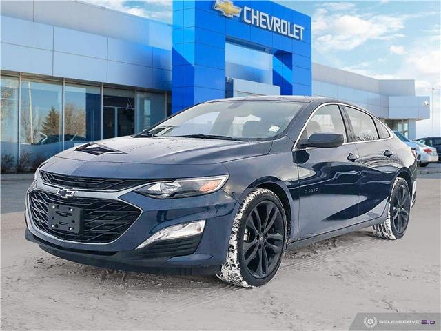 2021 Chevrolet Malibu LT (Stk: G21265) in Winnipeg - Image 1 of 25