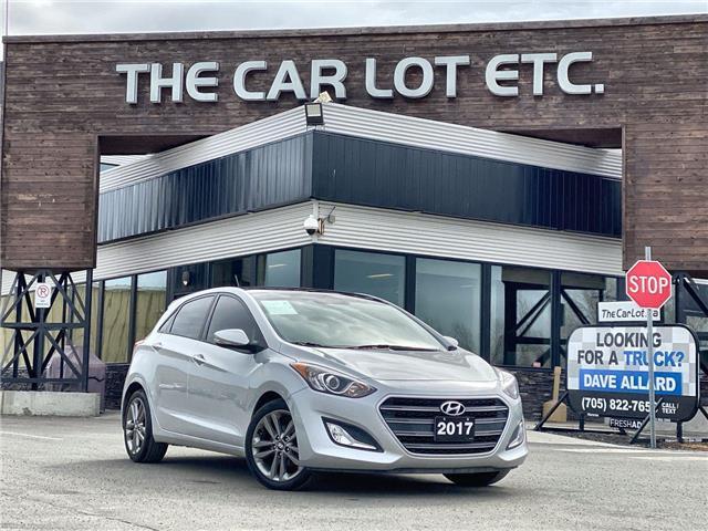 2017 Hyundai Elantra GT GLS Tech (Stk: 21073) in Sudbury - Image 1 of 27