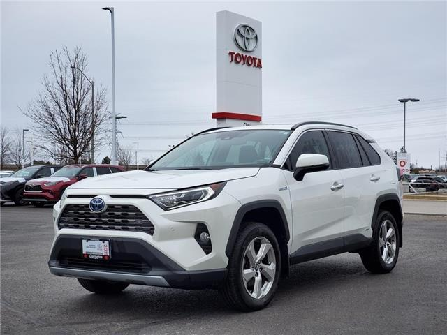 2019 Toyota RAV4 Hybrid Limited (Stk: P2660) in Bowmanville - Image 1 of 27