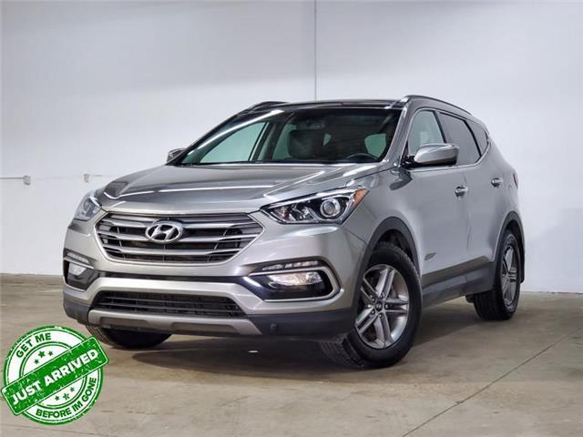 2017 Hyundai Santa Fe Sport  (Stk: D1940) in Saskatoon - Image 1 of 18