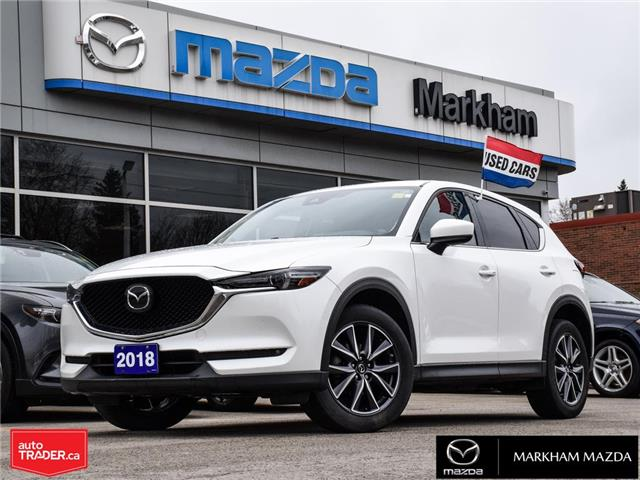 2018 Mazda CX-5 GT (Stk: N210136A) in Markham - Image 1 of 30