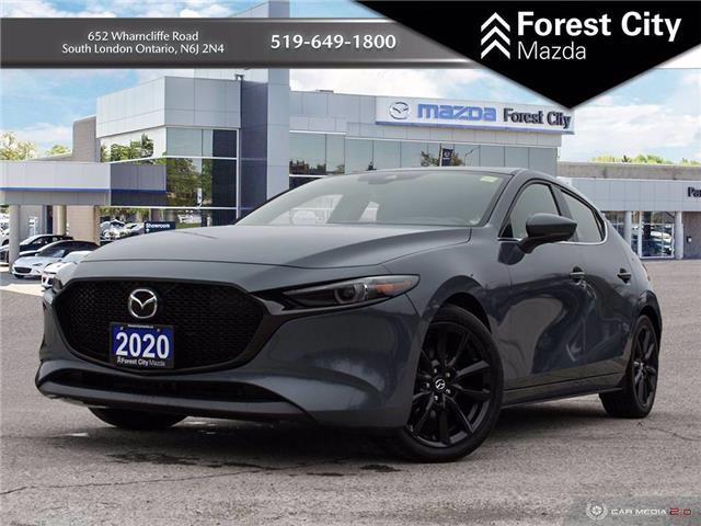 2020 Mazda Mazda3 Sport GT (Stk: ML0202) in Sudbury - Image 1 of 32