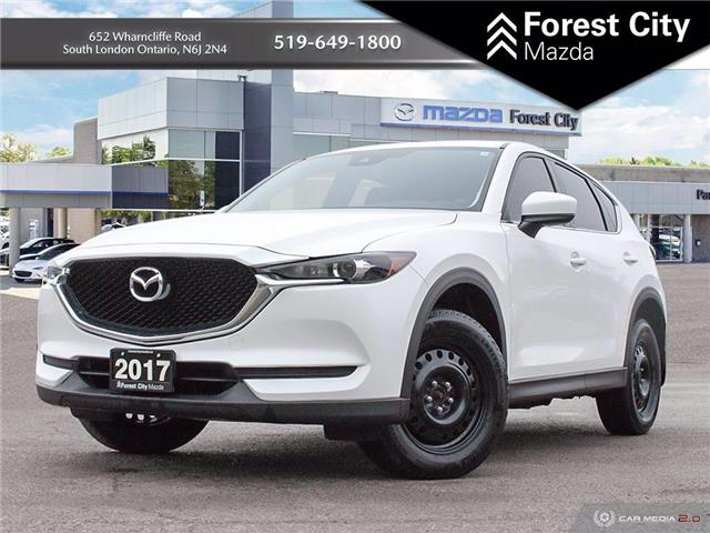 2017 Mazda CX-5 GS (Stk: MW0175) in Sudbury - Image 1 of 32