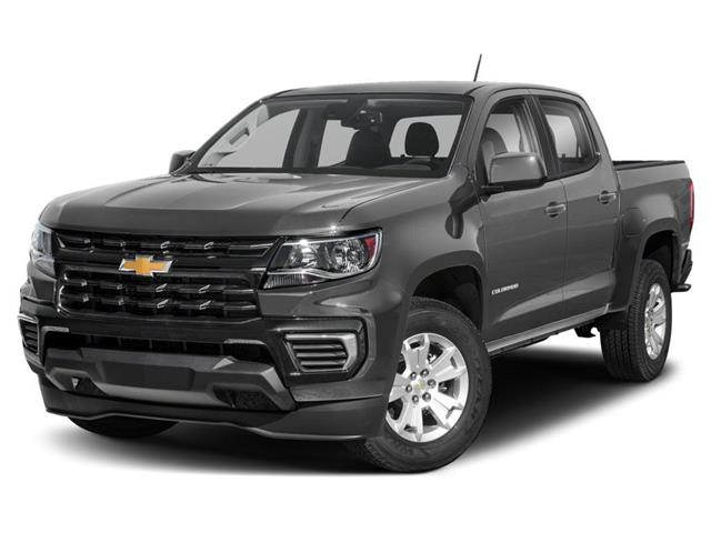 New 2021 Chevrolet Colorado ZR2  - Chilliwack - Mertin GM