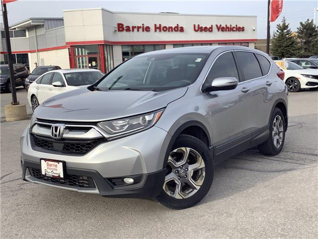 2017 Honda CR-V EX (Stk: U17462) in Barrie - Image 1 of 29