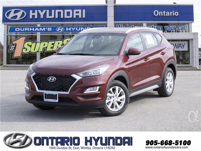 2021 Hyundai Tucson Preferred (Stk: 411735) in Whitby - Image 1 of 19