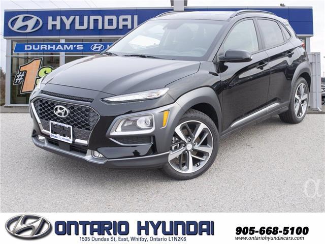 2021 Hyundai Kona 2.0L Luxury (Stk: 733820) in Whitby - Image 1 of 21