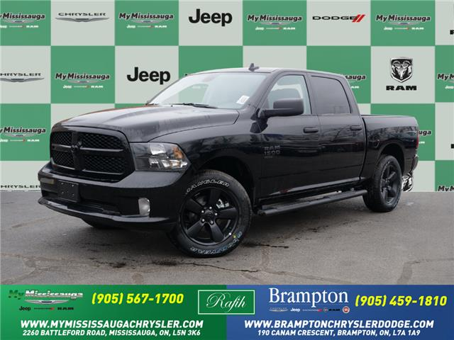 2021 RAM 1500 Classic Tradesman (Stk: 21210) in Mississauga - Image 1 of 6