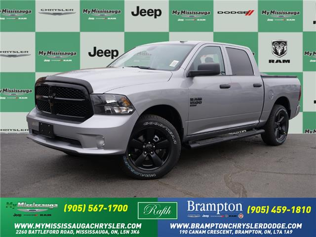 2021 RAM 1500 Classic Tradesman (Stk: 21224) in Mississauga - Image 1 of 6
