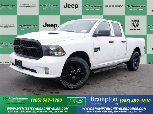 2021 RAM 1500 Classic Tradesman (Stk: 21271) in Mississauga - Image 1 of 6