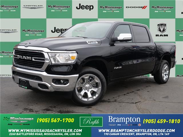 2021 RAM 1500 Big Horn (Stk: 21291) in Mississauga - Image 1 of 6