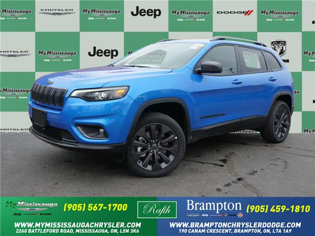 2021 Jeep Cherokee North (Stk: 21299) in Mississauga - Image 1 of 6