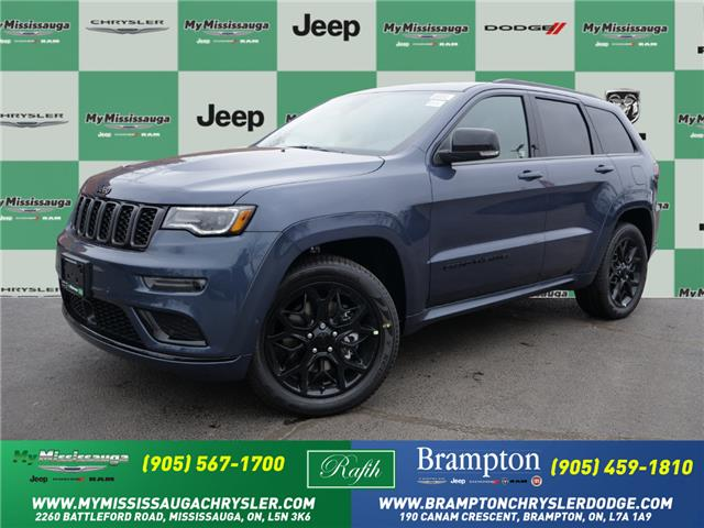2021 Jeep Grand Cherokee Limited (Stk: 21317) in Mississauga - Image 1 of 6