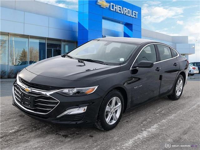2021 Chevrolet Malibu LS (Stk: G21363) in Winnipeg - Image 1 of 25