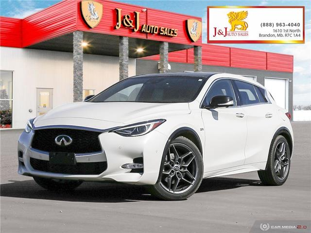 2017 Infiniti QX30 Sport (Stk: JB21036) in Brandon - Image 1 of 27