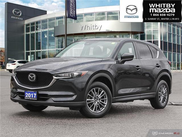 2017 Mazda CX-5 GS (Stk: P17771) in Whitby - Image 1 of 27