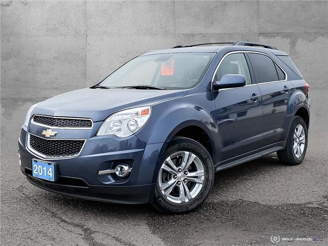 2014 Chevrolet Equinox 2LT (Stk: 21029A) in Quesnel - Image 1 of 25