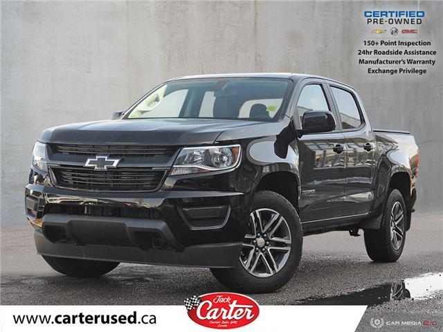2020 Chevrolet Colorado WT (Stk: 91365U) in Calgary - Image 1 of 28