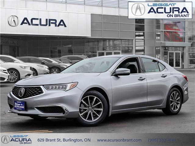 2019 Acura TLX Tech (Stk: 4445A) in Burlington - Image 1 of 30