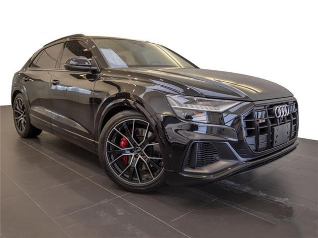 2020 Audi SQ8 4.0T (Stk: PA822) in Ottawa - Image 1 of 18