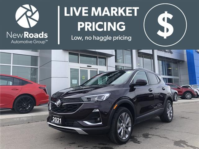 2021 Buick Encore GX Essence (Stk: N15224A) in Newmarket - Image 1 of 28
