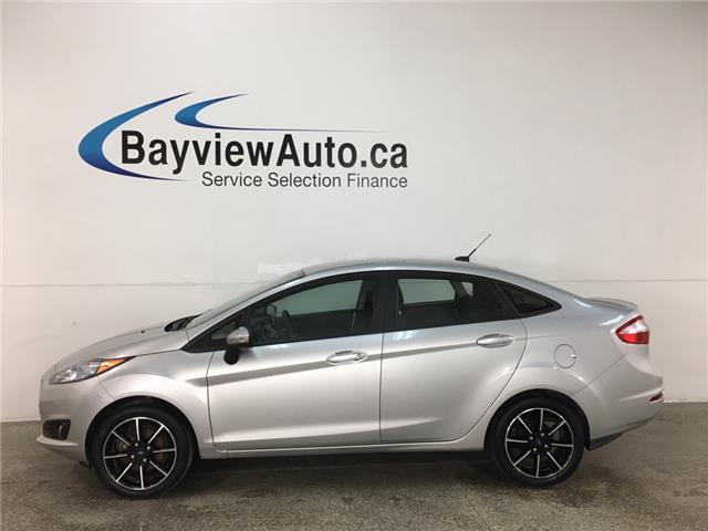 2019 Ford Fiesta SE (Stk: 37734EW) in Belleville - Image 1 of 25