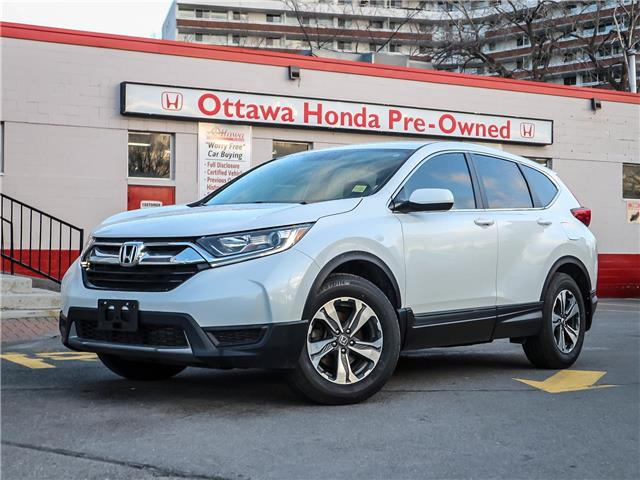 2019 Honda CR-V LX (Stk: 343351) in Ottawa - Image 1 of 27