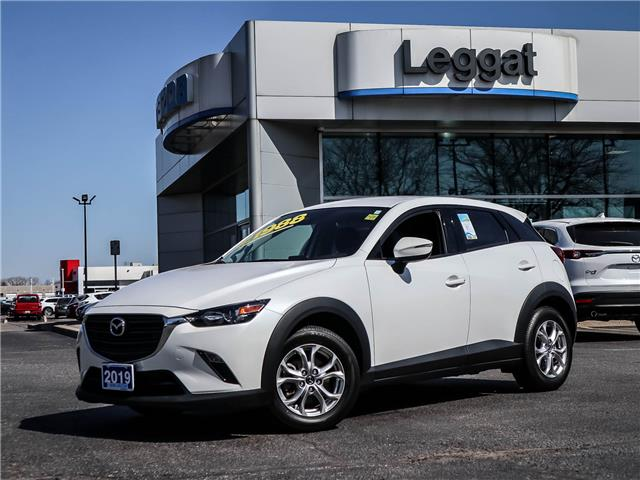 2019 Mazda CX-3 GS (Stk: 2460LT) in Burlington - Image 1 of 25