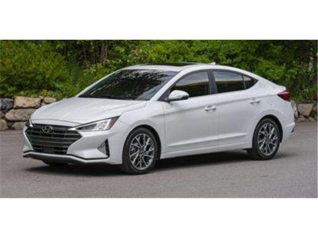 Used 2019 Hyundai Elantra Preferred  - St. John\'s - Hickman Chrysler Dodge Jeep