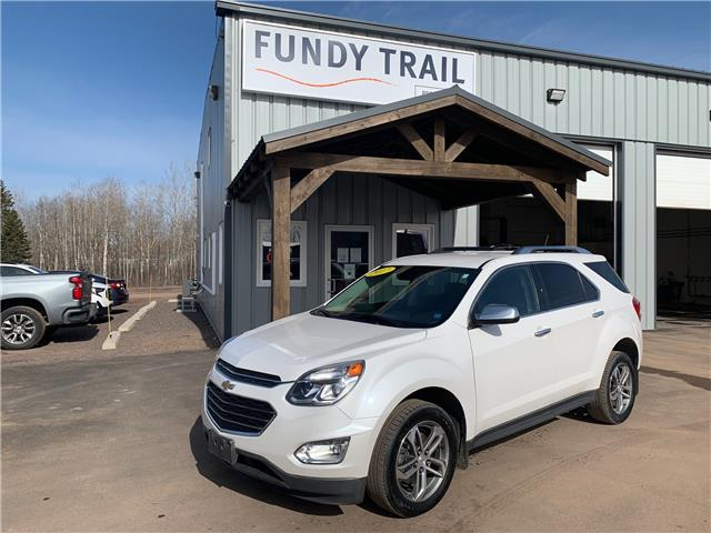 2017 Chevrolet Equinox Premier (Stk: 21073a) in Sussex - Image 1 of 10