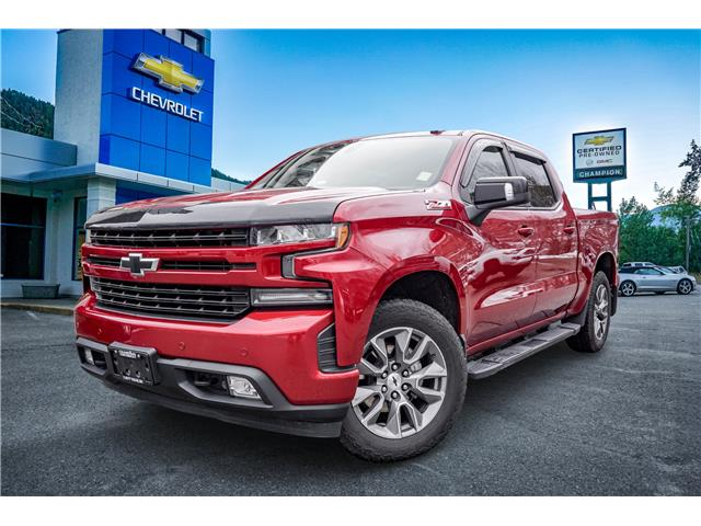 2019 Chevrolet Silverado 1500 RST (Stk: 21-14A) in Trail - Image 1 of 23