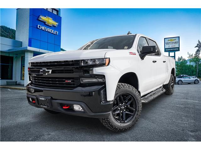 2020 Chevrolet Silverado 1500 LT Trail Boss (Stk: 21-58A) in Trail - Image 1 of 24
