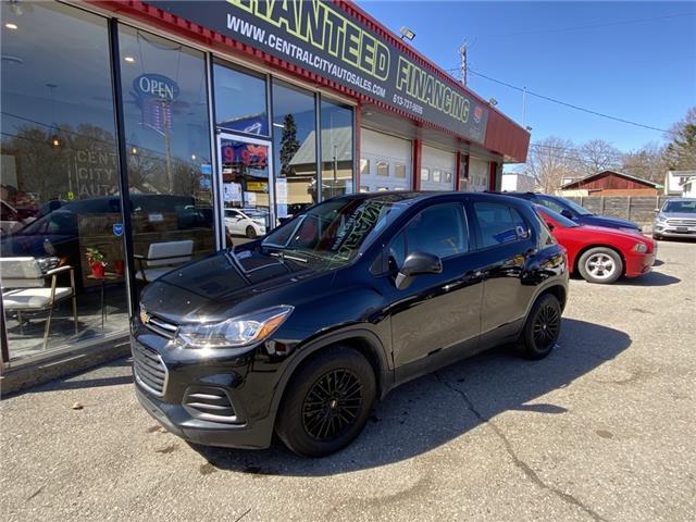 2019 Chevrolet Trax LS (Stk: ) in Ottawa - Image 1 of 11