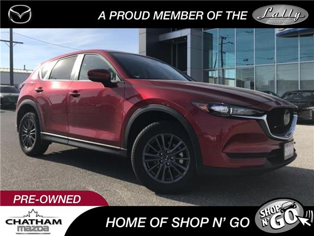 2019 Mazda CX-5 GS (Stk: UM2468) in Chatham - Image 1 of 24