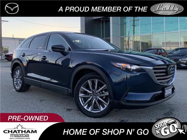 2020 Mazda CX-9 GS-L (Stk: UM2565) in Chatham - Image 1 of 24