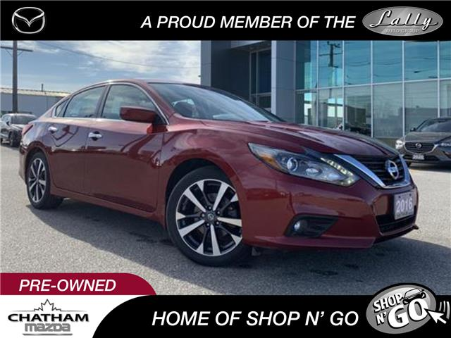 2016 Nissan Altima 2.5 SR (Stk: NM3473A) in Chatham - Image 1 of 22