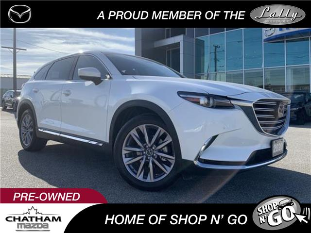 2020 Mazda CX-9 GT (Stk: NM3471A) in Chatham - Image 1 of 24