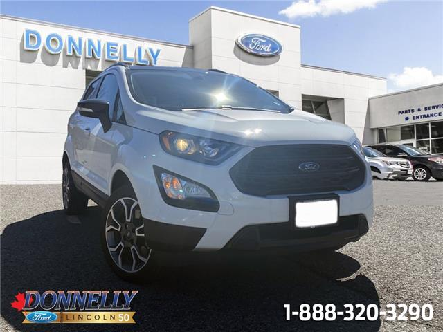 2020 Ford EcoSport SES (Stk: DT778) in Ottawa - Image 1 of 25