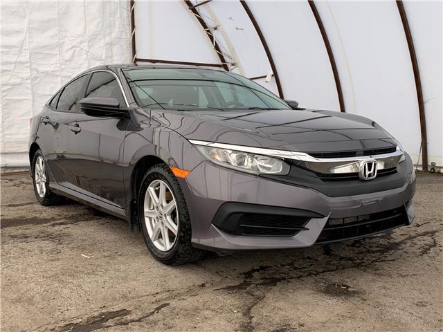 2016 Honda Civic LX (Stk: 210134A) in Ottawa - Image 1 of 33