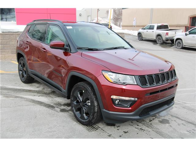 2021 Jeep Compass Altitude (Stk: PW2090) in St. John\'s - Image 1 of 21