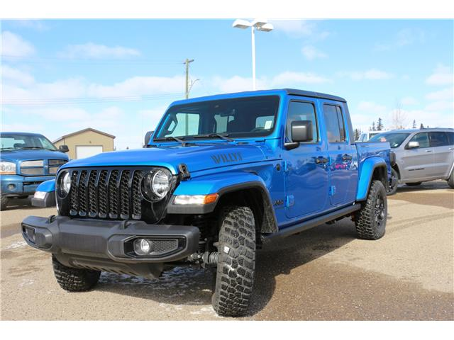 2021 Jeep Gladiator Sport S (Stk: MT042) in Rocky Mountain House - Image 1 of 29