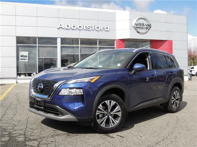2021 Nissan Rogue SV (Stk: A21097) in Abbotsford - Image 1 of 29