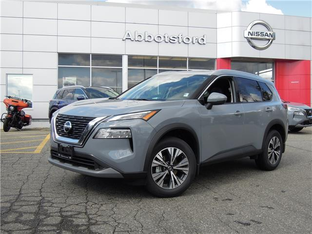 2021 Nissan Rogue SV (Stk: A21084) in Abbotsford - Image 1 of 29