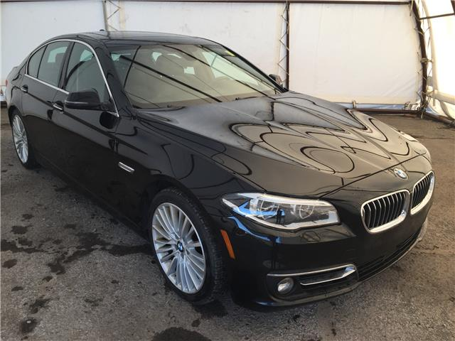 2014 BMW 550i xDrive (Stk: 210128A) in Ottawa - Image 1 of 36