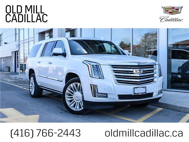 2018 Cadillac Escalade ESV Platinum (Stk: 394298U) in Toronto - Image 1 of 29