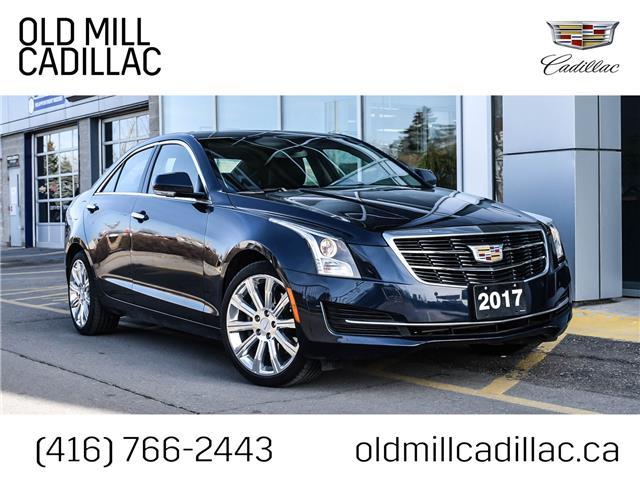 2017 Cadillac ATS 2.0L Turbo Luxury (Stk: 168821U) in Toronto - Image 1 of 30