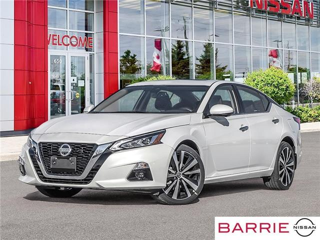 2021 Nissan Altima 2.5 Platinum (Stk: 21221) in Barrie - Image 1 of 23