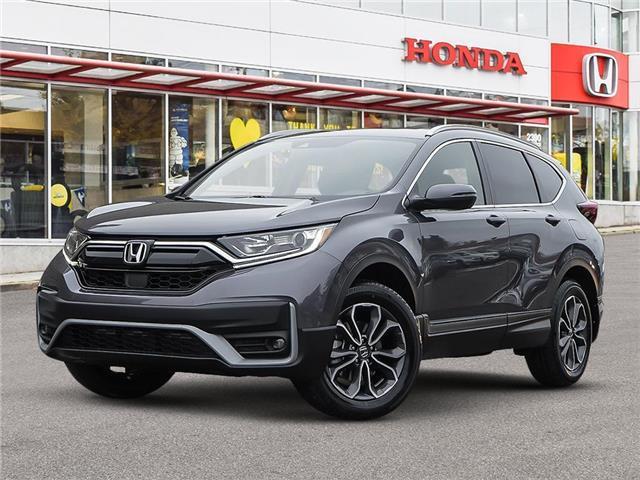 2021 Honda CR-V EX-L (Stk: 2M10600) in Vancouver - Image 1 of 23