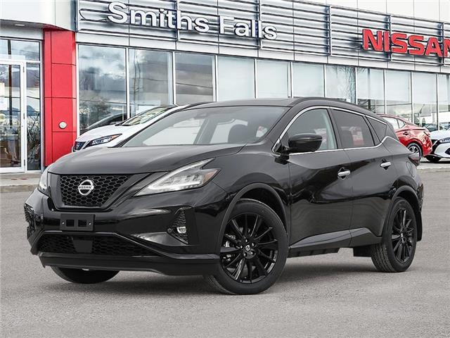 2021 Nissan Murano Midnight Edition (Stk: 21-075) in Smiths Falls - Image 1 of 23