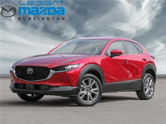 2021 Mazda CX-30 GS (Stk: 211023) in Burlington - Image 1 of 23